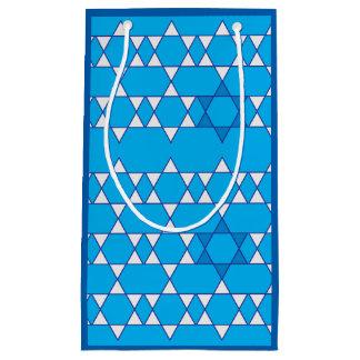 Sacola Para Presentes Pequena Saco judaico esboçado do presente das estrelas