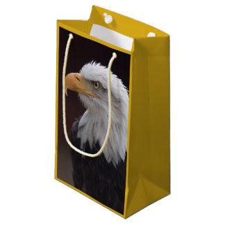 Sacola Para Presentes Pequena Saco orgulhoso do presente de Eagle