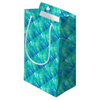 Sacola Para Presentes Pequena Série de bambu do papel de embrulho