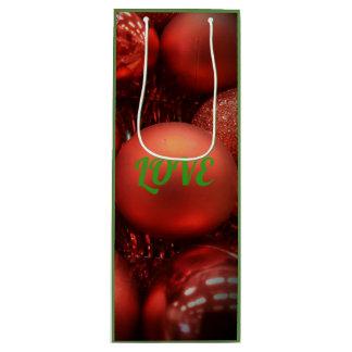 Sacola Para Vinho As bolsas decorativas do presente do vinho do