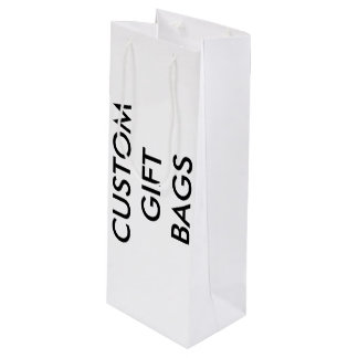 Sacola Para Vinho O costume personalizou o modelo do vazio do saco