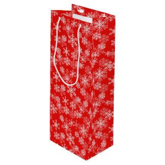 Sacola Para Vinho Saco do presente do papel do feriado do Natal