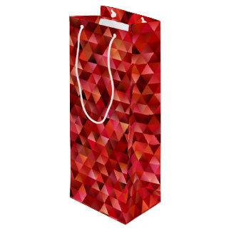 Sacola Para Vinho Triângulos sangrentos