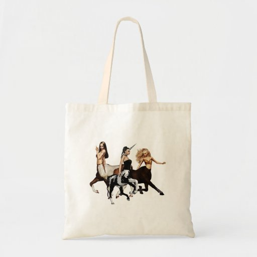 Sacola pequena dos centauros bolsas para compras