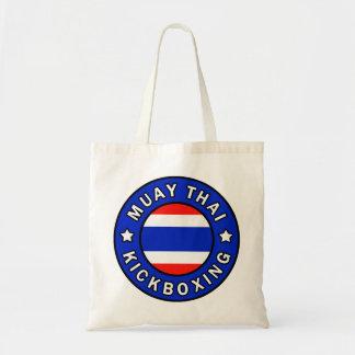 Sacola tailandesa de Muay Kickboxing Sacola Tote Budget