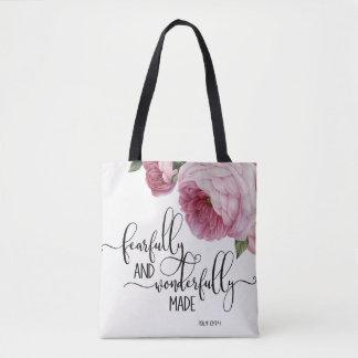 Sacola temìvel e maravilhosamente feita bolsa tote