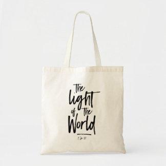 Sacola The Light of the World Bolsa Tote