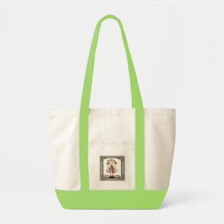 Sacolas da páscoa bolsa para compras
