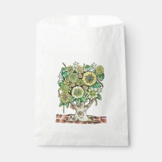 Sacolinha Árvore da flor