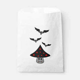 Sacolinha As bolsas do favor do vampiro do cogumelo