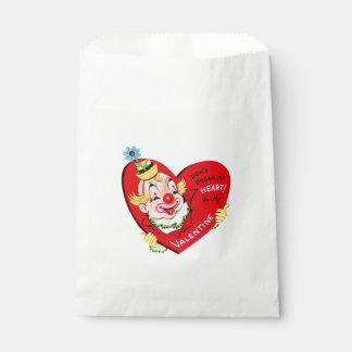 Sacolinha As bolsas do favor dos namorados   do vintage do