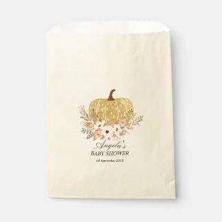 Sacolinha As bolsas doces do favor de partido do chá de