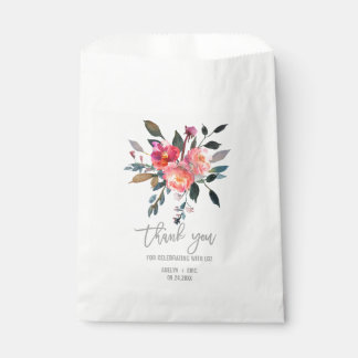 Sacolinha As bolsas modernas do favor da flor do inverno das
