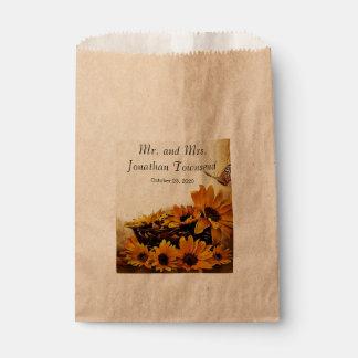 Sacolinha As bolsas personalizadas do favor do casamento