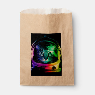 Sacolinha Astronauta do gato - gato do espaço - gatos