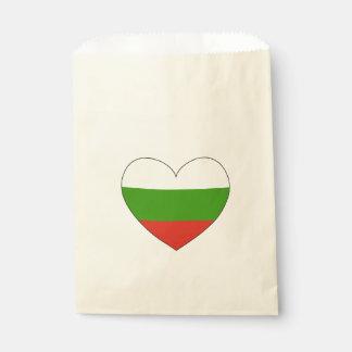 Sacolinha Bandeira de Bulgária simples