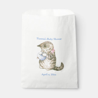 Sacolinha Beatrix Potter, chá de fraldas, vintage, costume