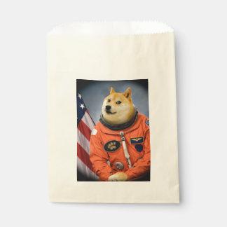 Sacolinha cão do astronauta - doge - shibe - memes do doge