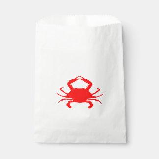 Sacolinha Caranguejo vermelho