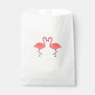 Sacolinha Chá de panela Wedding do partido cor-de-rosa dos
