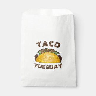 Sacolinha Comida mexicana Cinco de Mayo de terça-feira Tex