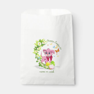 Sacolinha Desenhos animados do filhote de cachorro do nariz