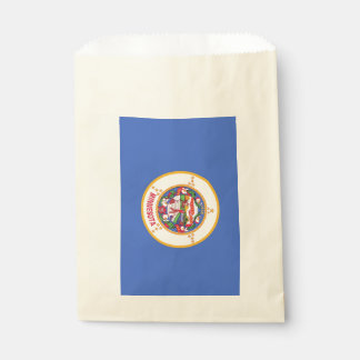 Sacolinha Favoreça o saco com a bandeira do estado de