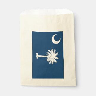 Sacolinha Favoreça o saco com a bandeira do estado de South