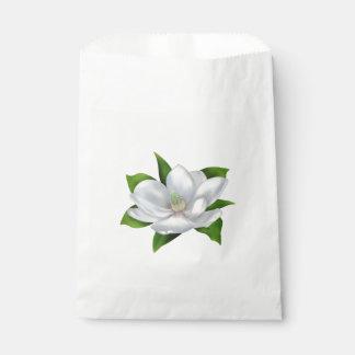 Sacolinha Flor da magnólia