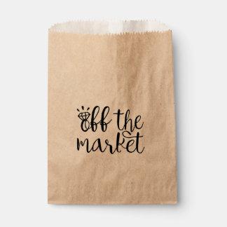 Sacolinha Fora do mercado