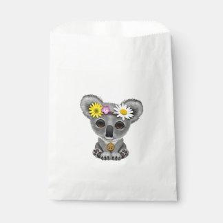 Sacolinha Hippie bonito do Koala do bebê