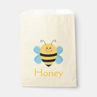 Sacolinha Ilustração dos desenhos animados da abelha do bebê