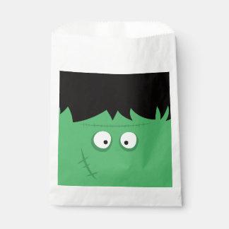 Sacolinha Monstro bonito de Frankenstein da doçura ou
