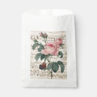 Sacolinha musicc dos rosas