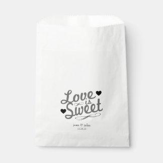 Sacolinha O amor antiquado é favor doce ensaca (as cinzas)