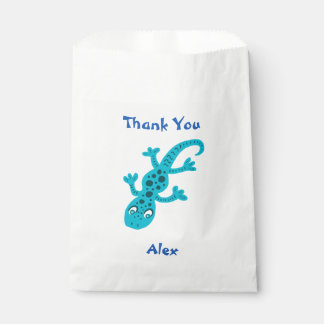 Sacolinha Obrigado que bonito do lagarto do geco você nomeia