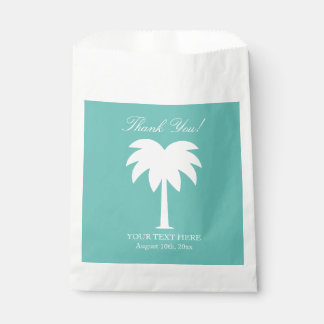 Sacolinha Obrigado que do casamento de praia da palmeira