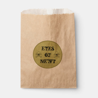 Sacolinha Olhos da etiqueta da poção da bruxa do Newt