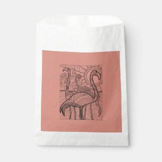 Sacolinha Rebanho do flamingo