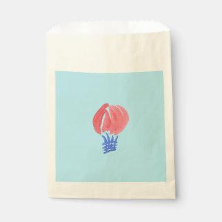Sacolinha Saco do favor do balão de ar