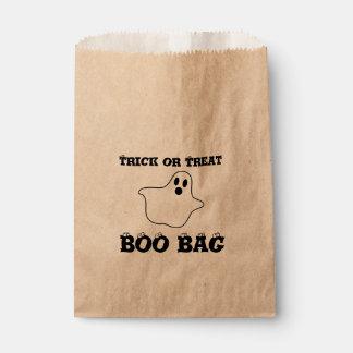 Sacolinha Saco do favor do Dia das Bruxas Kraft do saco da