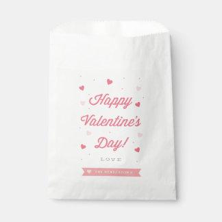 Sacolinha Saco do favor do feliz dia dos namorados