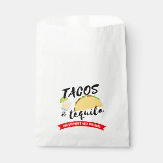 Sacolinha Tacos e festa de aniversário do Tequila