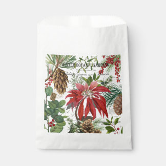 Sacolinha Wintergarden moderno do vintage floral