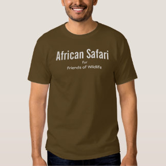 Safari africano DRKB T-shirt