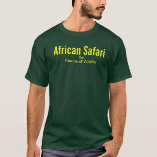 Safari africano FFWG Camiseta