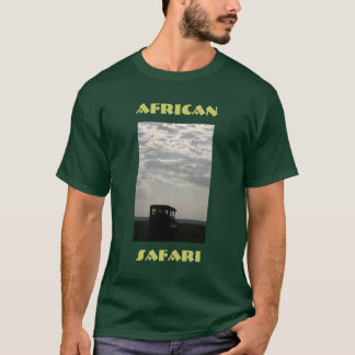 SAFARI AFRICANO TSHIRT