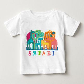 Safari - animais da selva camiseta