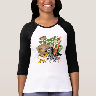 Safari animal tshirts