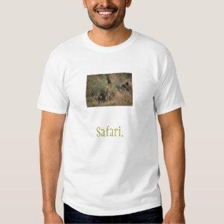 Safari. Camiseta